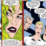 This gag was pretty much inevitable. (X-Factor #72)