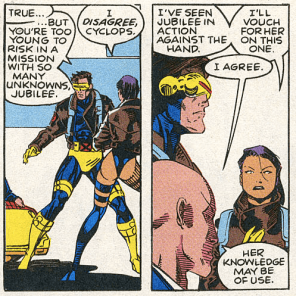 Cyclops was right. (X-Men #5)