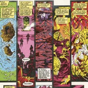 Ewwwww. (X-Men #4)