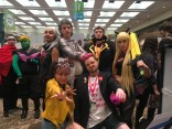 This group is SO GOOD, as is the entirely accidental Young Avengers photobomb in the background.