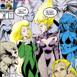 Meggan contains multitudes. (Excalibur #46)