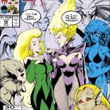 Meggan contains multitudes. (Excalibur #46)
