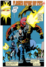 And now for something completely different. (X-Force #8)
