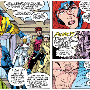 Never meet your heroes. (X-Men #8)