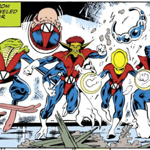 MEET THE N-MEN! (Excalibur #45)