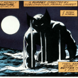Seriously. Wolverine. Moonlight. Bodies of water. It's a thing. (Wolverine: Bloody Choices)