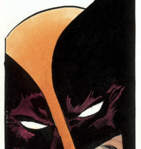 It's hard to be a grown-up, Wolverine. (Wolverine: Bloody Choices)