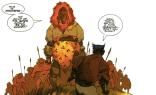 NEXT EPISODE: Wolverine is pretty short.