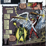 """I can also cross over with DC properties, but that's not really gonna be on the table for a while."" (Uncanny X-Men Annual #16)"