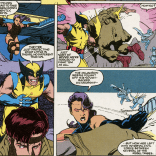 Well, this is awkward in retrospect. (X-Men Annual #1)