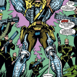 I don't understand what's happening around Maverick's crotch; and frankly, I don't care to. (X-Men #10)