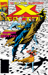 Man, that cover. (X-Factor #79)