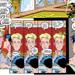 Aw, Jubilee. (X-Men #13)