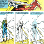 Oh, man... I really liked that guy. Dire Wraith. Dire guy. (Rom #17)