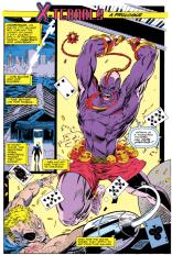 Hi, Crule. (X-Force #12)