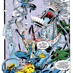 WELL THAT ESCALATED QUICKLY. (X-Factor #83)