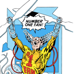 Rick Chalker, on the other hand, will definitely not be okay. (X-Factor #83)