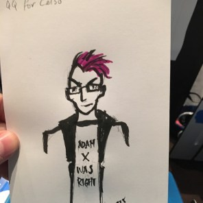 Quentin Quire, by Jay