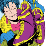 The only part of this issue that I REALLY have trouble believing is that Jubilee was carying around a second pair of 'blades just for funsies. Those things are cumbersome as heck. (Uncanny X-Men #297)
