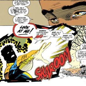 Bobby has had a pretty rough year. (X-Force #19)