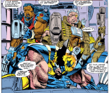 They're so enormous and heavily armed! (X-Men #16)
