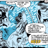 Stryfe's tirades remain an impressive mix of incredibly specific and frustratingly vague. (X-Force #18)