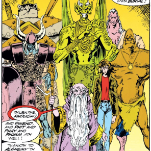 These jerks, again. (Excalibur #58)