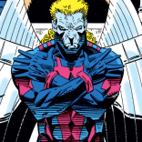 Including this entirely for Archangel's epic grumpy face. (Uncanny X-Men #296)