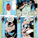 I love how character-specific these layouts are-- (X-Factor #87)