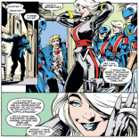 Remember this plot thread? Alan Davis does. Alan Davis remembers EVERY plot thread. It is his blessing and his curse. (Excalibur #55)