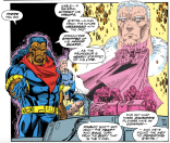 Alas, the podcast JY & Miles X-Plain the X-Men won't exist for another 23 years. (Uncanny X-Men #296)