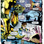 That said, the Soul Skinner's got some angst of his own. (X-Men #19)
