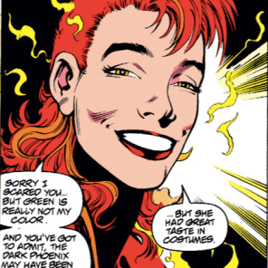 Rachel, you scamp! (Excalibur #65)