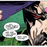 The creepiest thing about Sinister is the moments of profound disconnect when it's clearly Sinister, but everyone reacts to him like he's just a regular dude. (X-Men #22)
