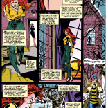 This stuff will be a running backbeat to the remainder of Scott and Jean's relationship. (X-Men #20)