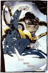 King Hiss? (Wolverine: Killing)