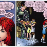 This comic, man. Right in the feels. (The Adventures of Cyclops and Phoenix #4)