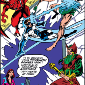The tarot of the who now? (New Warriors #10)