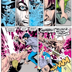 And that's why you always leave a note! (X-Factor Annual #8)