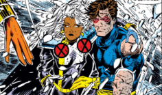 X-Men Unlimited.