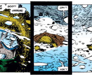 This is why Miles's parents moved from Michigan to Florida. (X-Men Unlimited #1)
