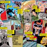 Adrian Eiskalt X-Plains Magneto. (X-Men Unlimited #2)