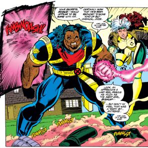 Ewwwwww. (Uncanny X-Men #305)