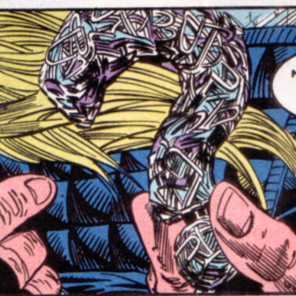 Featuring the Increasingly Swoopy Hair of Alex Summers. (X-Factor #96)