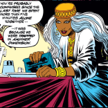 Ororo Munroe: wind rider, fashion queen! (Uncanny X-Men #306)