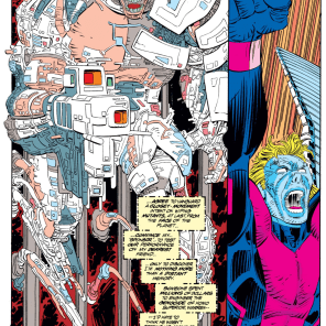 Well, then. (Uncanny X-Men #306)