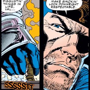 Nick, no. (Avengers #368)