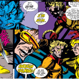 Yeah, I'm with Revanche. (X-Men Annual #2)