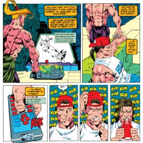 KLIK (X-Force #26)