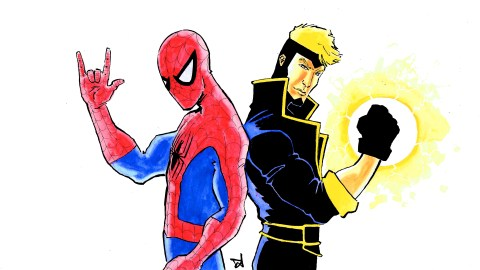 242 – Spider-Mansfield Park | Jay & Miles X-Plain the X-Men
